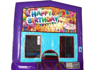 The cheapest birthday bounce house party rentals