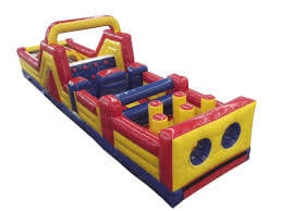 Cheapest Obstacle Bounce house for rent