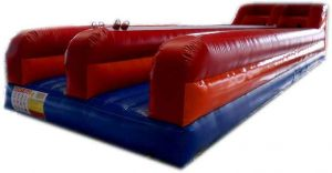 Affordable Bounce House Bungee Run For Rent