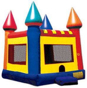 Best Castle Bounce House For Rent