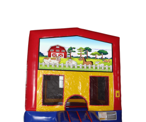 Affordable Farm Bounce House Rentals
