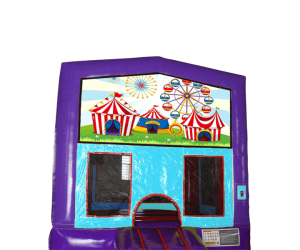 Most affordable Carnival Bounce House for rent