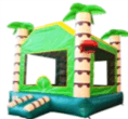 Bounce house jungle gym rentals