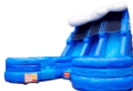 Affordable Bounce house wet & dry slide for rentals