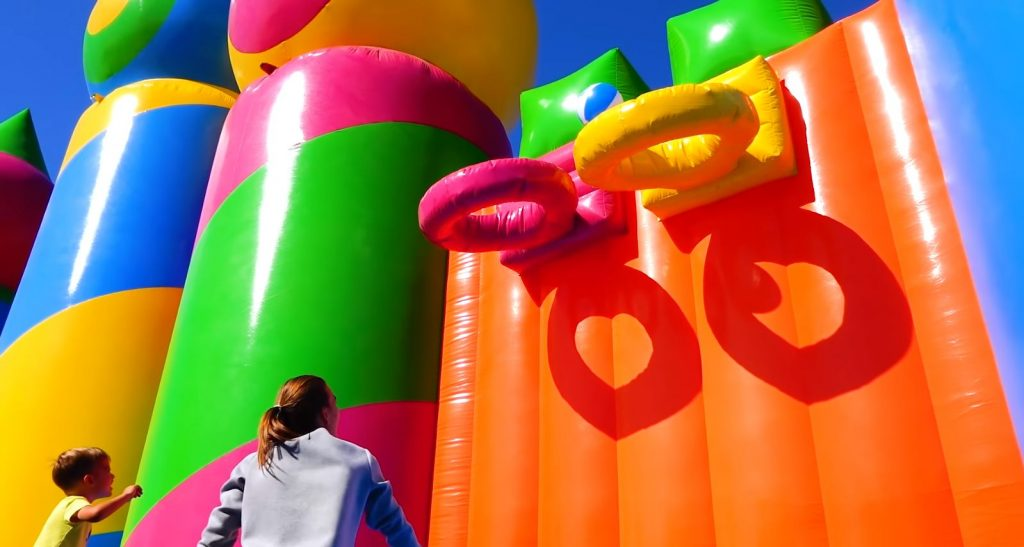 Obsatcle Course Bounce House Rentals