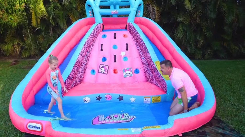 water slide rentals nj
