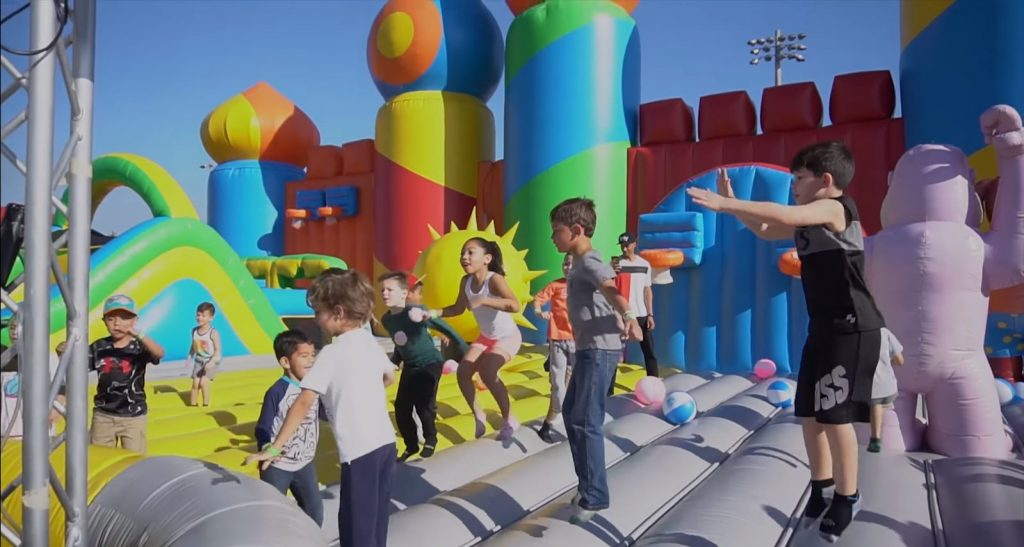 The Most Affordable Bounce House Party Rentals