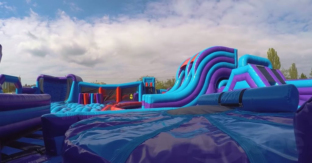Bounce House Obstacle Course Rentals