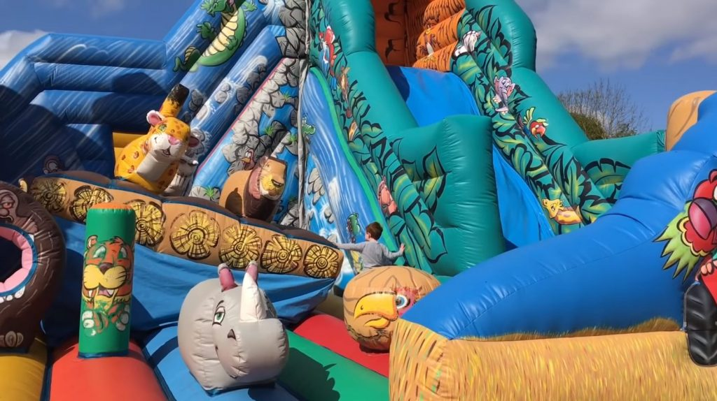 Jungle Bounce House Rentals