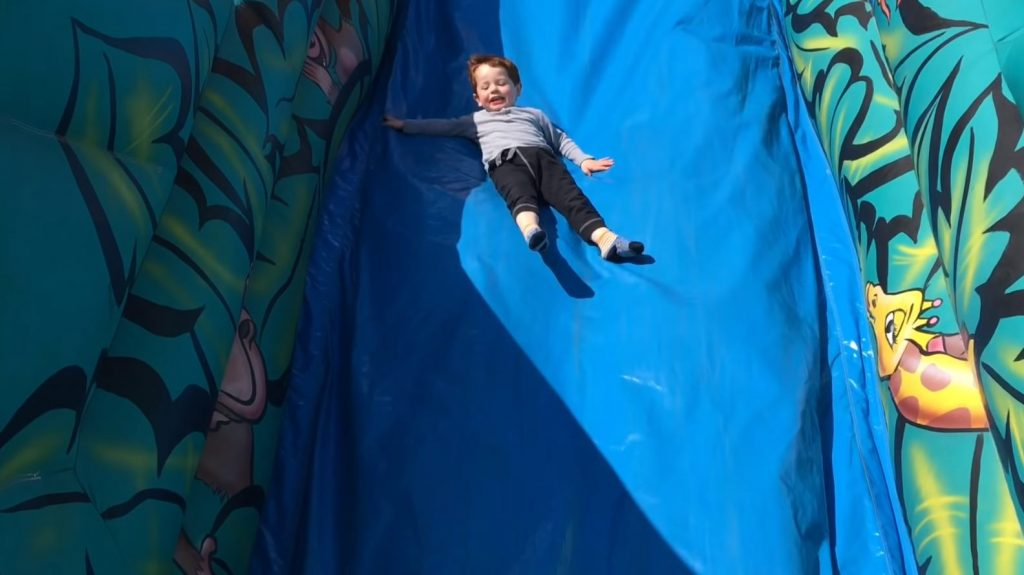 Affordable Inflatable Bounce House Slide For Rent