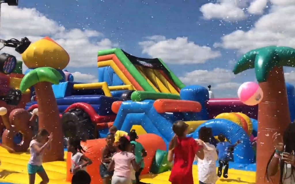 Affordable Water Slide Bounce House Rentals