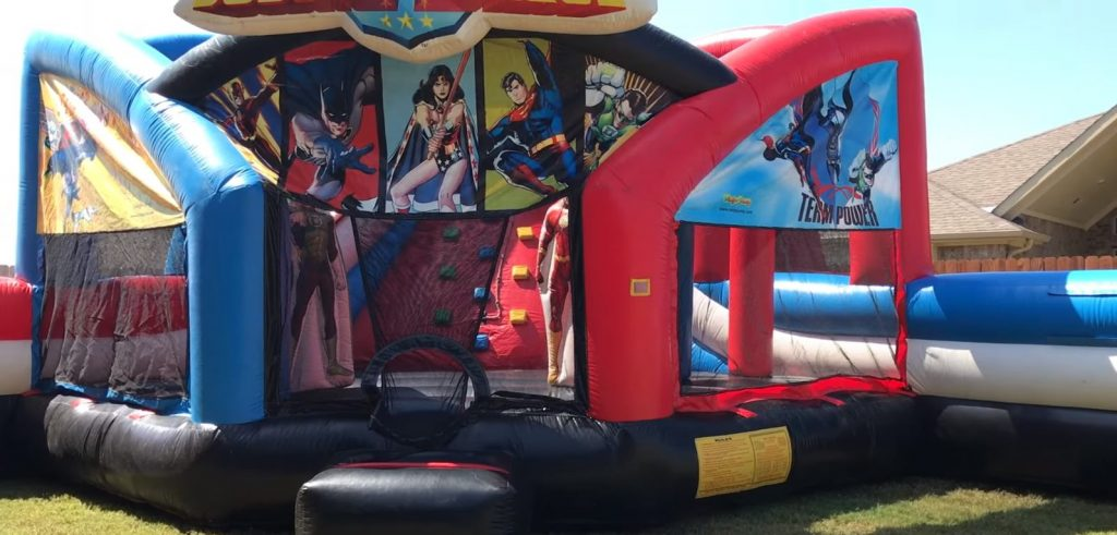 Affordable Obstacle Courses Bounce House Rentals