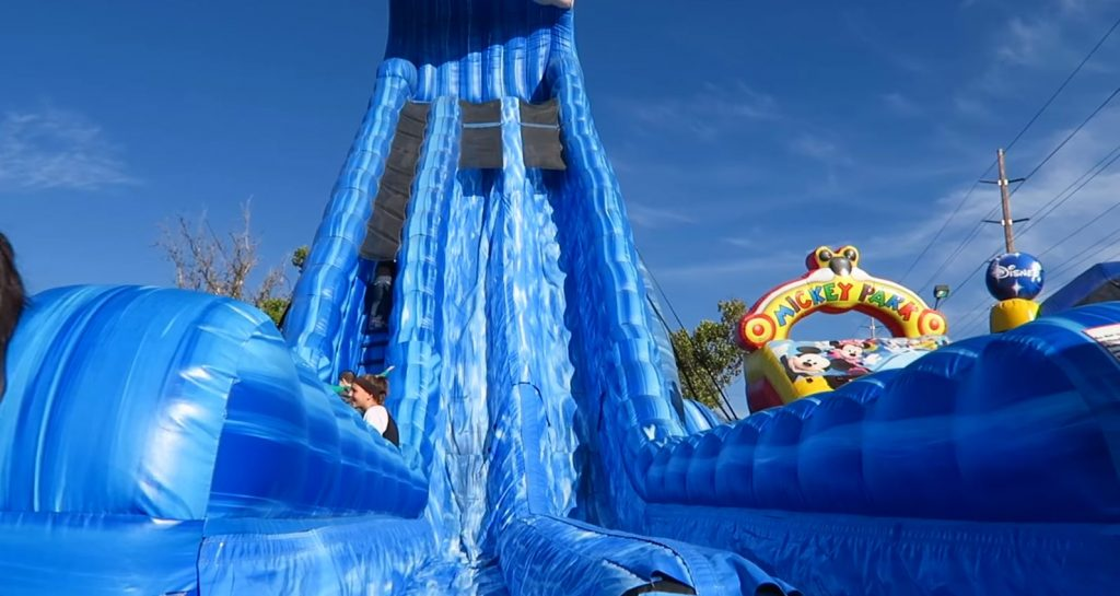 Affordable Inflatable Bounce House Slides For Rent