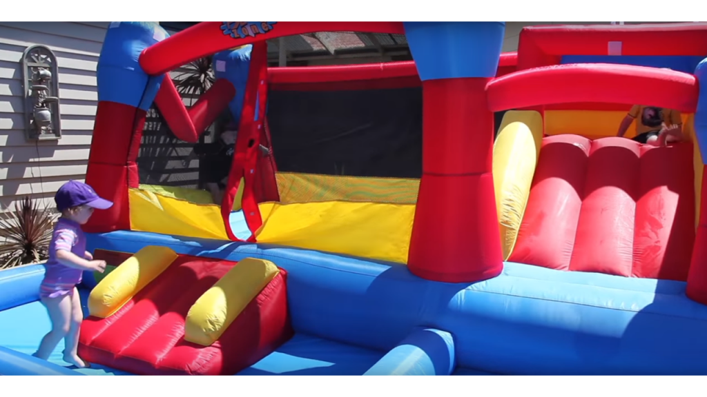 Affordable Inflatable Bounce House Rental