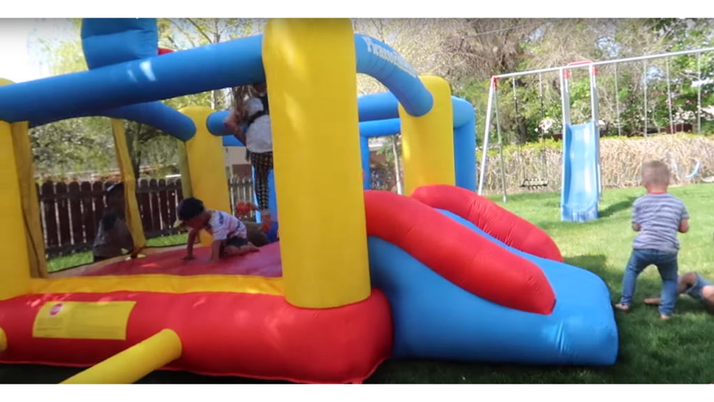 The Cheapest Inflatable Bounce House Rentals