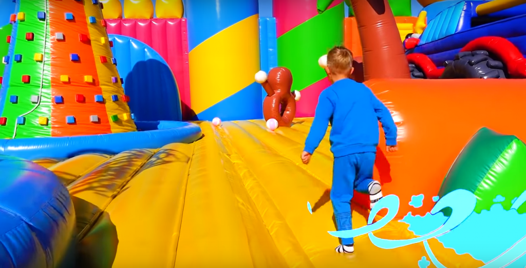The Cheapest Inflatable Big Bounce House Rent All