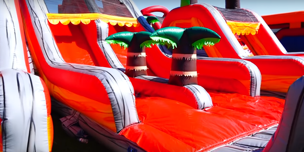 The Most Affordable Inflatable Monster Bounce Slide Rentals
