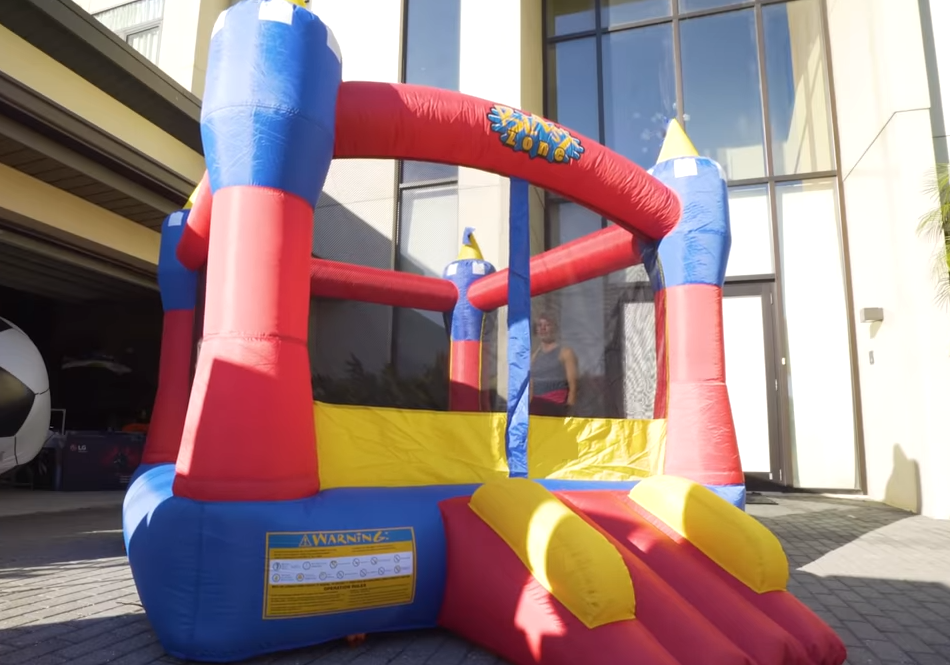 Bounce House Castles For Rent