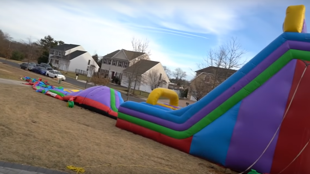 The Cheapest Inflatable Bounce Rentals